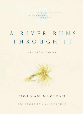 a river runs through it paul and normans relationship advice